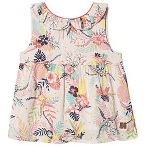 Image of Carrment Beau Floral Print Dress 2 years