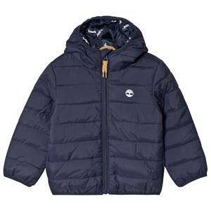 Timberland Water Repellent Puffer Jacket Navy 14 years