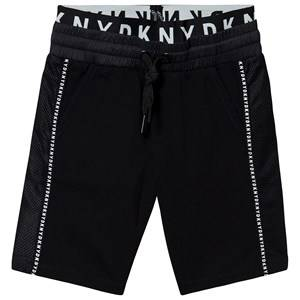 DKNY Logo Tape Shorts Black 14 years