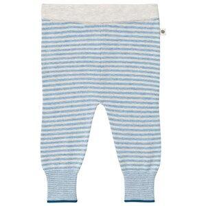 The Bonnie Mob Halo Knit Pants Blue 6-12 Months