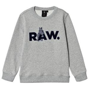 G-STAR RAW G-No RAW Sweatshirt Grey 4 years