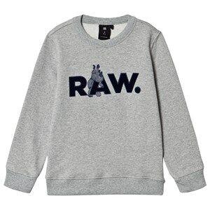 G-STAR RAW G-No RAW Sweatshirt Grey 6 years