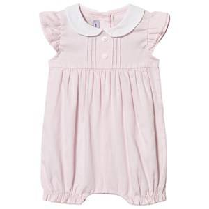 Image of Absorba Romper With Collar Pink 12 months
