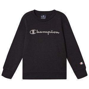 Champion Sweatshirt Black 5-6 years