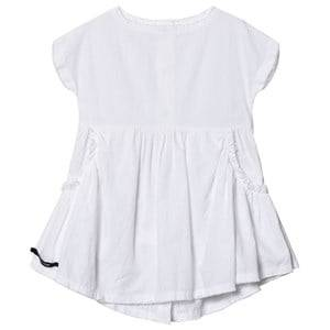 Creative Little Creative Factory Crushed Cotton Dress White 12 Years