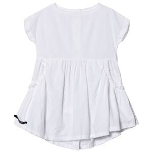 Creative Little Creative Factory Crushed Cotton Dress White 6 Years