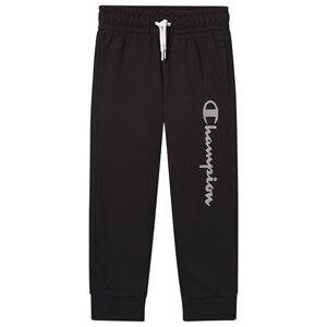 Champion Sweatpants Black 3-4 years