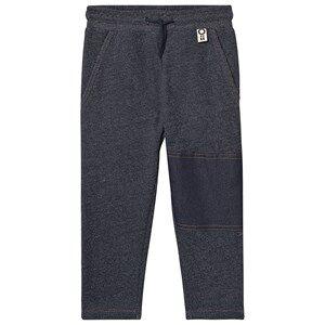 Oii Worker Pants Blue Denim 86/92 cm
