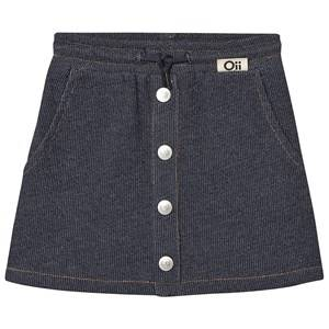 Oii Skirt Worker Blue Denim 122/128 cm