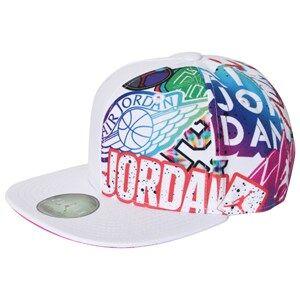Air Jordan Logo Cap White Baseball caps