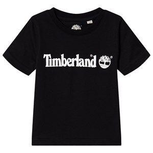 Timberland Timberland Tree Logo T-shirt Black 12 years