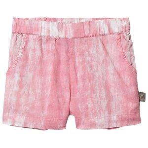 Creamie Tie Dye Shorts Pink Icing 116 cm (5-6 Years)