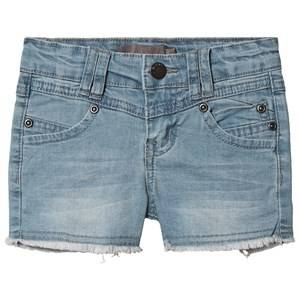 Creamie Denim Shorts Blue 128 cm (7-8 Years)