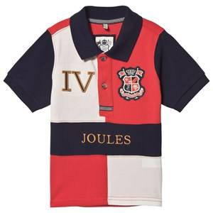 Tom Joule Harry Polo Melon Red 6 years