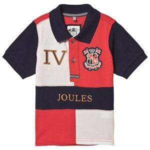 Tom Joule Harry Polo Melon Red 7-8 years