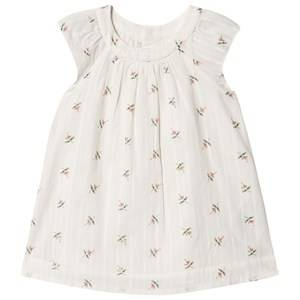 Image of Bonpoint Floral Print Dress White 2 years