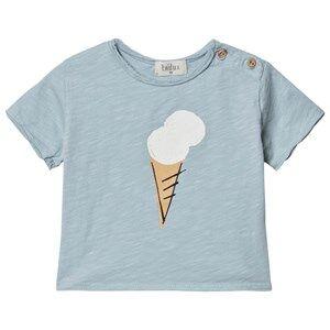 bho Cesar Baby T-Shirt Misty Blue 9 Months