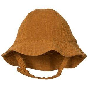 MarMar Copenhagen Alba Baby Hat Pumpkin Pie Sun hats