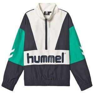 Image of Hummel Snoop Half Zip Jacket Blue Nights 176 cm (16-18 years)