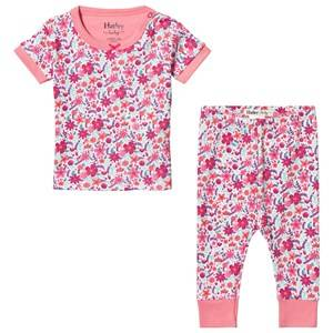 Hatley Summer Garden Pajamas 6-9 months