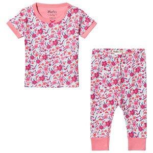 Hatley Summer Garden Pajamas 3-6 months