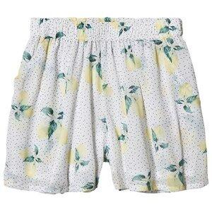 Creamie Lemon Shorts Cloud 134 cm (8-9 Years)