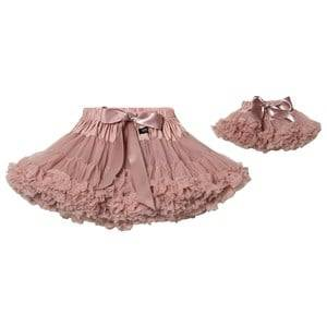 DOLLY by Le Petit Tom Cat Princess Pettiskirt Dusty Pink Small (3-6 Years)
