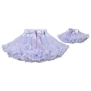 DOLLY by Le Petit Tom Rapunzel Pettiskirt Lavender Medium (6-8 Years)