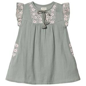 Louis Louise Maddie Couche Dress Light Green 4 Years