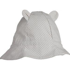 Liewood Anders Sun Hat Little Dot/Dumbo Grey Sun hats