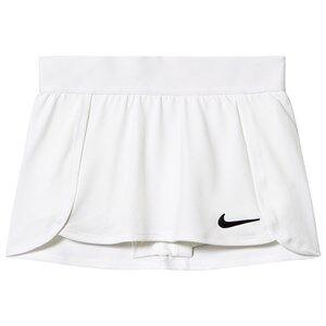 Image of NIKE Dri-Fit Tennis Skort White M (10-12 years)