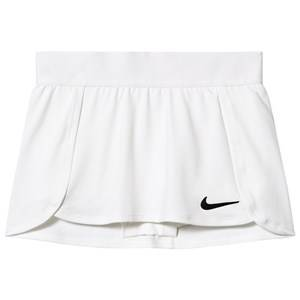 Image of NIKE Dri-Fit Tennis Skort White L (12-13 years)