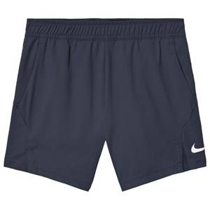 Image of NIKE Dri-Fit Tennis Shorts Navy S (8-10 years)