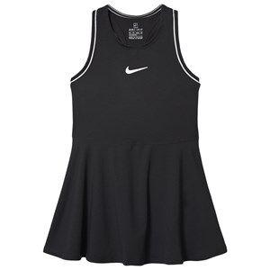 Image of NIKE Dri-Fit Tennis Dress Black L (12-13 years)