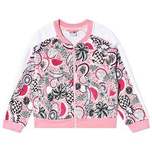 Puma Fruit Track Jacket Pink 13-14 years