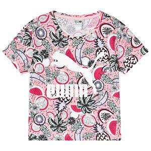 Puma Fruit T-shirt Pink 13-14 years