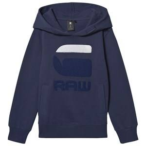 Image of G-STAR RAW Sweat Hoodie Imperial Blue 8 years