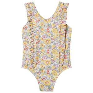 Olivier London Betty Swimsuit Betsy Yellow 1-2 Years