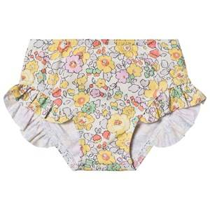 Olivier London Edna Swim Briefs Betsy Yellow 5-6 Years