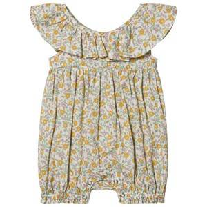 Olivier London Bea Romper Hannah Fay Yellow 6-12 Months