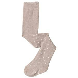 MP Snowdrops Tights Rose Dust 110 cm (4-5 Years)