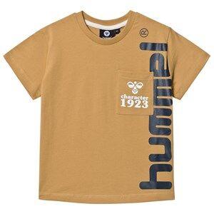 Image of Hummel Torben T-Shirt Prairie Sand 104 cm (3-4 Years)