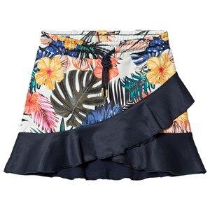 Image of Hummel Mie Skirt Blue Nights 122 cm (6-7 Years)