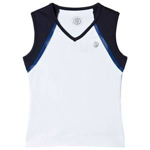 Image of Poivre Blanc Tennis Tank Top Navy 6 years