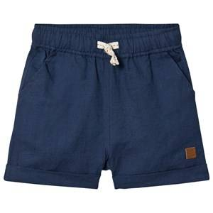 Image of Hust&Claire; Hakon Shorts Blue Moon 104 cm (3-4 Years)