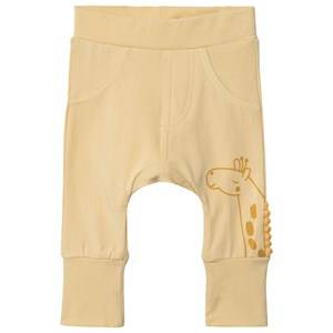 Image of Hust&Claire; Levi Leggings Straw 56 cm (1-2 Months)