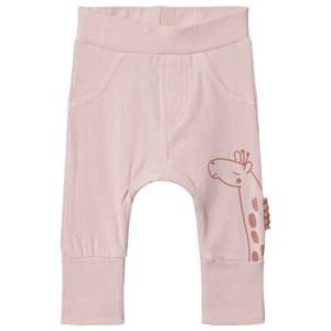 Image of Hust&Claire; Levi Leggings Rose Smoke 56 cm (1-2 Months)