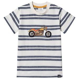 Image of Hust&Claire; Andy T-Shirt Blue Moon 104 cm (3-4 Years)