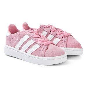adidas Originals Pale Pink Campus Sneakers Lasten kengt 38 (UK 5)