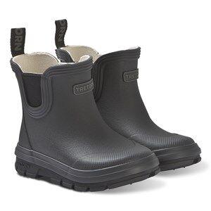 Tretorn Aktiv Chelsea Rain Boots Black Wellingtons